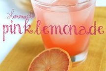 *LEMONADE+LIMEADE / Lemonade and limeade beverages / by Janice Maiolatesi