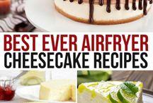 Airfryer Desserts