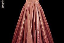 1950 / Одежда и украшения