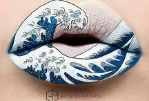dudak makyaji
