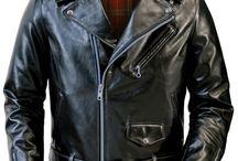 куртки кожа
