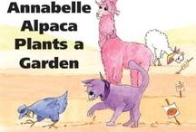Alpaca Story Time / www.purelyalpaca.com for all your Alpaca Story Time needs!