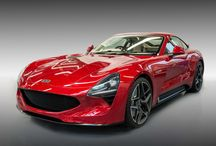 TVR Cars...