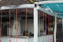 Tiki beach bistro