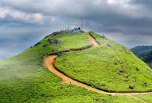 Hill Stations of Kerala / The Whole Eastern side of Kerala is the Western Ghats and hence Kerala has a lot of Hill stations....