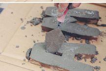 Concrete/ Tiles/ Stones