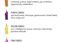 Candles / Anything candles