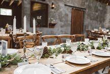 Casamento ♥ Decoração Casamento Simples / Inspirações, ideias e sugestões para uma decoração de casamento simples e incrível.