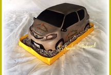Car cake Auto Torte Kuchen 3D