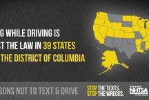 50 Resons Not to Text While Driving