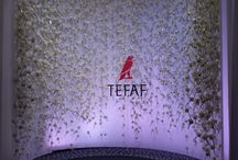 TEFAF Maastricht / flowerdecorations @ TEFAF Maastricht 2015