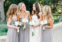 Wedding Theme - Delicate Grey Silver