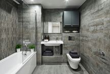 Bathroom - grey