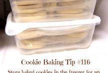 Freezing Cookies