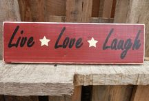 live,love, laugh / by Anitalynn Katz