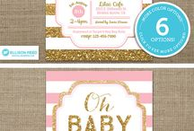 Baby Lily Shower