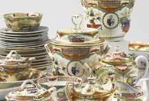 English porcelain&ceramics