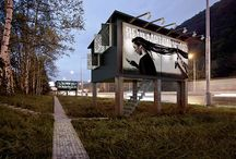 BILLBOARDS TURNED INTO SHELTER HOUSES FOR THE HOMELESS / While billboards once proved the power of marketing, they are now providing new ways to help combat some of the world's most important issues.