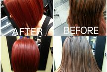 Color Corrections / Color Corrections done by the stylists at NY Hair Company Las Vegas