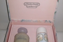 Vintage Perfume & Cologne Gift-Presentation Sets / Shop vintage perfume  and fragrance sets.  Gift sets are must have for collectors because they often include perfume, cologne, powder and a great presentation box. http://www.quirkyfinds.com/vintage-fragrances/fragrance-presentation-gift-sets/