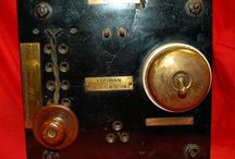 Antique Electrical Equipment / by Mike Hannon
