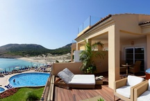 Viva Cala Mesquida Resort / It is situated on the heavenly sand beach of Cala Mesquida, one of the most beautiful and preserved locations on the island.