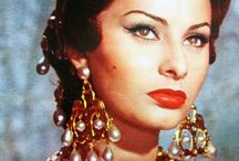 Vintage movie stars / by Mignonne Floyd