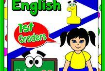 FUNTASTIC ENGLISH 1 - 1ST GRADERS