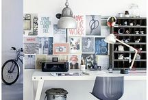 Workspace / by Sjanett