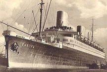 OLD PASSENGER SHIPS / Eski Yolcu Gemileri