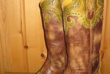 """""""RiverTrail Boots."""" Love them!"""