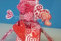 saint Valentin / cartes saint valentin