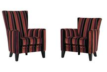 Armchairs / An armchair from Finkeldei offers a unique design and unbeatable seating comfort.