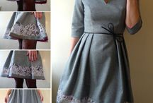 Dresses skirts and other DIY
