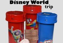 Disney Trip / by Lori Dishon
