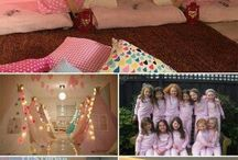 Michaela birthday party ideas