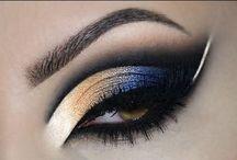 make up ochii