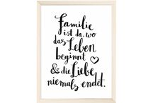 familie spruch