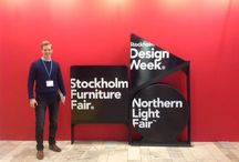 Out and About / Design Insider at exhibitions and visits.