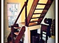 Staircases for small areas