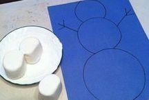 December toddler crafts