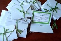 invitatii handmade / handmade invitation (my work)