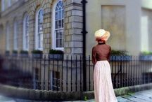 Regency fashion - Jane Austen