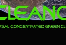 Cleano / by Cleano Universal Concentrated Green Cleaner