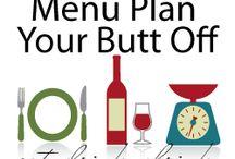 Shrinking Kitchen {Healthy Recipes} / Healthy Recipes and Menu Plans from the Shrinking Kitchen.