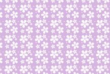 Fundos lilás e roxo