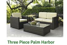 Outdoor Furniture / Can you here the birds chirping? Spring is here! Enjoy a relaxing day at your backyard or patio with comfy & cozy outdoor seating or lounge! Get one for your patio here at https://www.bestpricedfurniture.com/patio-furniture.html