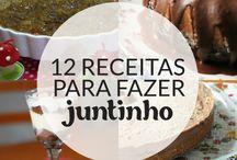 Dia dos Namorados / Dia 12 de junho é celebrado o Dia dos Namorados no Brasil. Quer umas dicas para deixar a noite ainda mais gostosa? Reuni aqui algumas sugestões para um jantar bem delícia - pra se fazer junto com a cara metade! <3