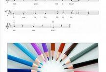 Kleurenliedjes