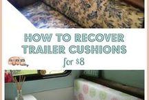 Camper Trailer Restoration